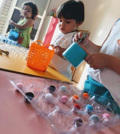 Inscrições de Maternal Meio Período Vila Santa Isabel - Maternal 2