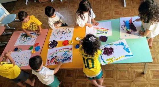 Maternal Meio Período Onde Tem Vila Carrão - Maternal e Pré Escola