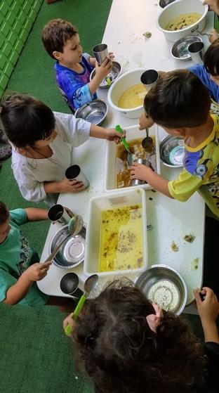 Onde Encontrar Berçário e Educação Infantil Jardim Itália - Berçário Escola