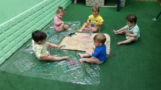 Onde Encontro Creche Infantil até 3 Anos Parque São Jorge - Creche Infantil Bebê