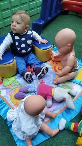 Onde Encontro Creche Infantil Bebê Vila Embira - Creche Infantil 3 Anos