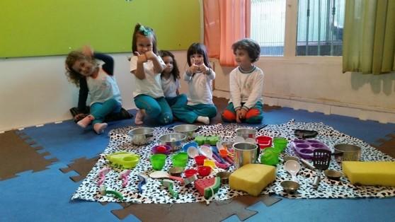 Onde Encontro Creche Infantil Integral Jardim Guanabara - Creche Infantil Particular para Bebê