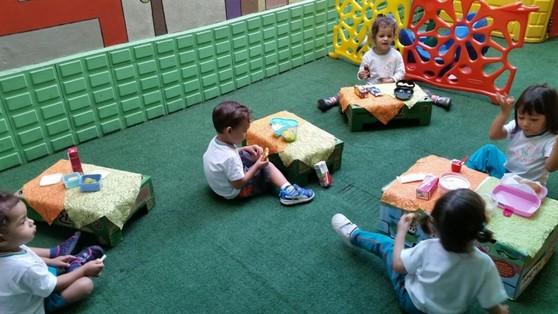 Onde Encontro Creche Infantil Meio Período Particular Vila Santa Clara - Creche Infantil Bebê