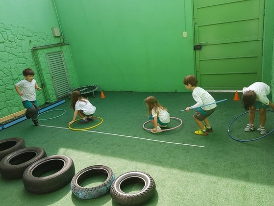 Onde Encontro Creche Infantil Meio Período Jardim Itália - Creche Infantil Meio Período Particular