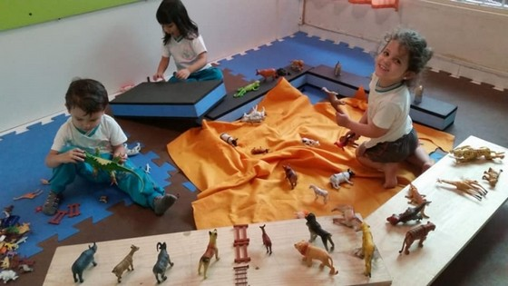 Onde Encontro Creche Infantil Particular Vila Rio Branco - Creche Infantil Particular para Bebê