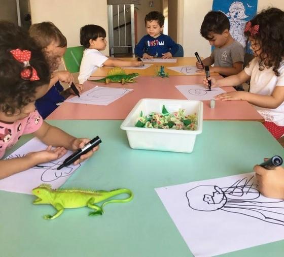 Onde Encontro Educação Infantil Pré Escola Vila Santa Mooca - Escola de Educação Infantil Particular