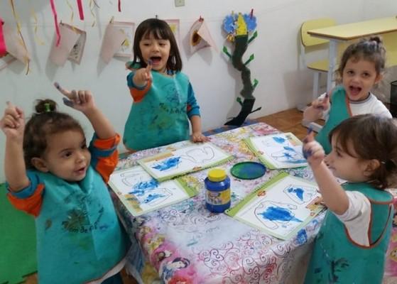 Onde Tem Creche Infantil até 3 Anos Parque São Jorge - Creche Infantil até 3 Anos