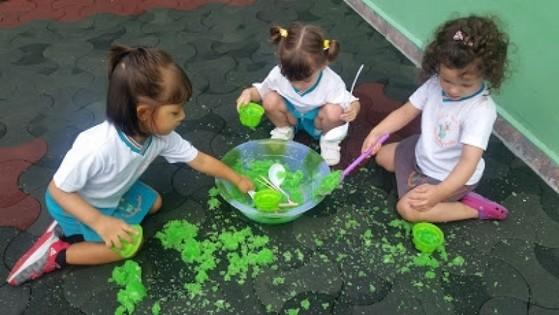 Onde Tem Creche Infantil Integral Jardim Textil - Creche Infantil Integral