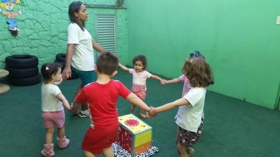 Onde Tem Creche Infantil Meio Período Particular Vila Lúcia Elvira - Creche Infantil Particular