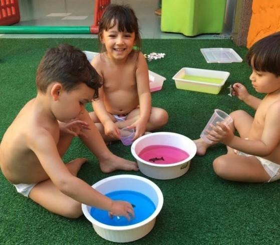 Onde Tem Educação Infantil Pré Escola Vila Moreira - Escola de Educação Infantil Particular