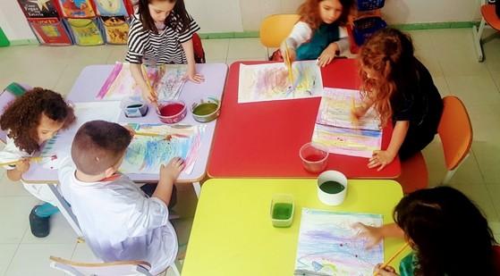 Onde Tem Escola de Educação Infantil Vila Bertioga - Escola de Educação Infantil Particular