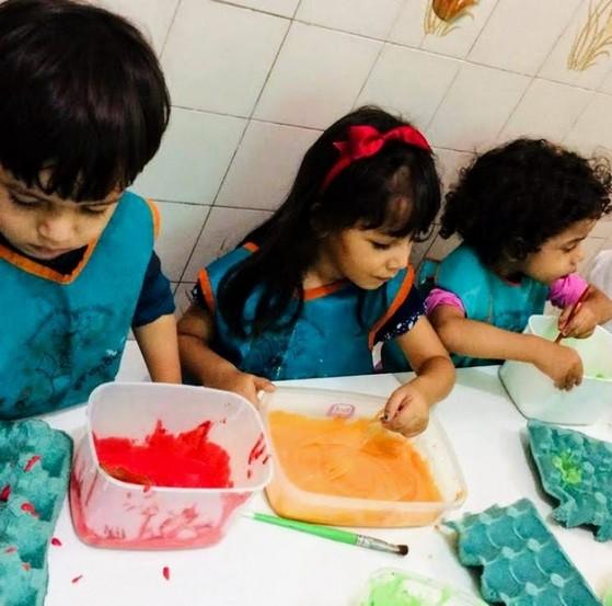 Pré Escola 4 Anos Onde Encontro Vila Carrão - Pré Escola 5 Anos