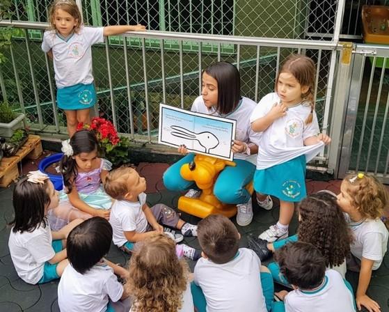 Pré Escola 4 Anos Água Rasa - Pré Escola 5 Anos