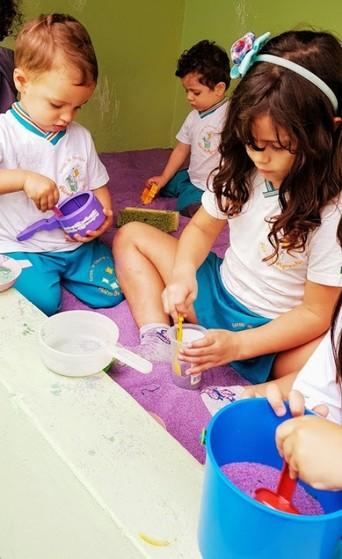 Pré Escola Infantil Onde Encontro Vila Diva - Pré Escola 5 Anos