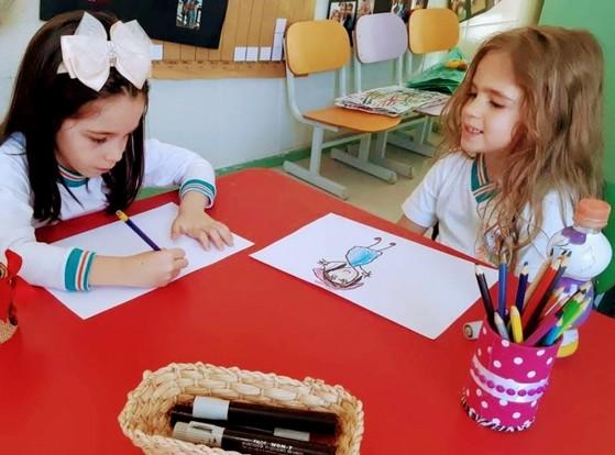 Pré Escolas Meio Período Belenzinho - Pré Escola Particular