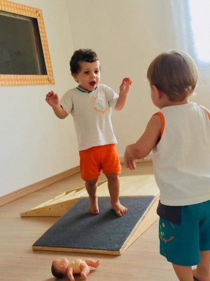 Procuro por Creche com Berçário Belenzinho - Berçário e Creche
