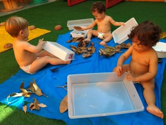 Procuro por Escola Berçário Vila Zilda - Berçário e Creche