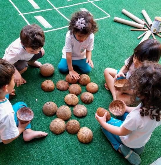 Procuro por Pré Escola 4 Anos Vila Olinda - Pré Escola 5 Anos