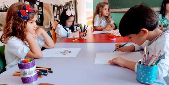 Procuro por Pré Escola 5 Anos Vila Araci - Pré Escola Particular
