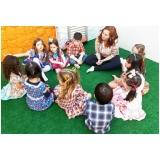 berçário educação infantil matrículas Vila Lusitana