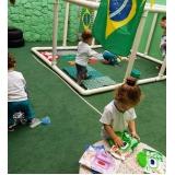 berçários escola Parque São Jorge