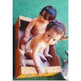berçários infantis Vila Azevedo