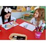 colégios de educação infantil Capão do Embira