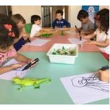 colégios educação infantil Vila Santa Clara