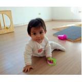 creche bebê 6 meses onde tem Vila Cruzeiro