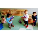 creche bebê Vila Santa Isabel