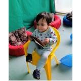 creche de bebê onde tem Vila Araci