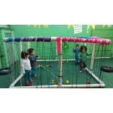 creche e educação infantil Jardim Guanabara