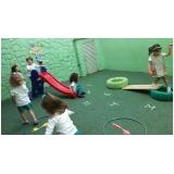 creche infantil 3 anos Vila Clotilde