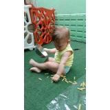 creche infantil até 3 anos Vila Paulina