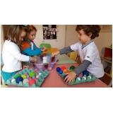 creche infantil integral Vila Parque São Jorge