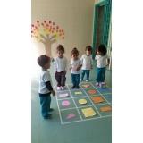 creche infantil meio período particular matrículas Vila Canero