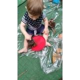 creche infantil para bebê matrículas Vila Lusitana