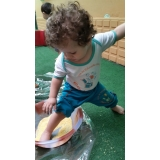 creche infantil para bebê Cidade Mãe do Céu