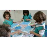 creche infantil particular matrículas Jardim Itália
