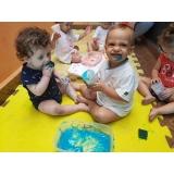 creche infantil particular para bebê Vila Matias