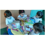 creche infantil particular Vila Santa Clara