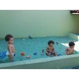 creche para bebê de 1 ano Vila Regente Feijó