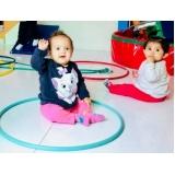 creche para bebê de 3 meses onde tem Vila Santa Isabel