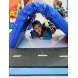creche para bebê de 5 meses Jardim Anália Franco