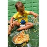 creche para bebê de um ano Jardim Anália Franco