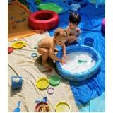 creche para bebê onde tem Água Rasa