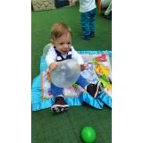 creches bebê 6 meses Jardim Anália Franco