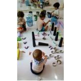 creches com berçários Vila Clotilde