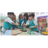 creches e educação infantil Vila Santo Estevão