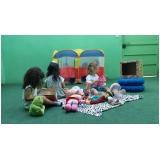 creches infantis 3 anos Vila Araci